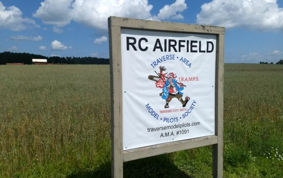 New Airfield Signs